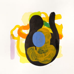 Oeuvre de l'artiste Zuzana Hulka, Paris